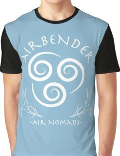 Airbender Graphic T-Shirt