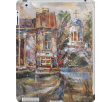 A Silent Afternoon iPad Case/Skin