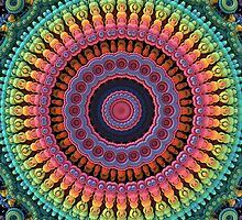 Mandala to the Max by Lyle Hatch