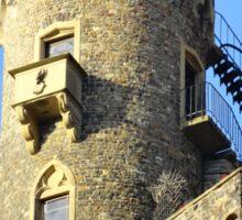 Burg Rheinstein Sticker