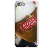 Stella Artrois Beer Glass iPhone Case/Skin