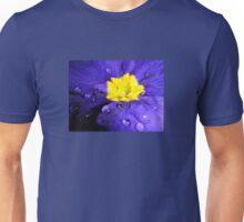 Blue drops Unisex T-Shirt