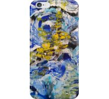 Abstract painting 11 iPhone Case/Skin