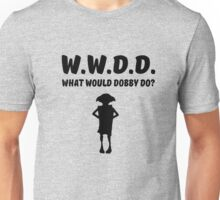 WWDD What Would Dobby Do? Unisex T-Shirt