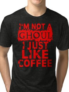 I just like coffee Tri-blend T-Shirt