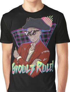 Ghoulz Rule! Graphic T-Shirt