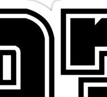 transparent horan Sticker