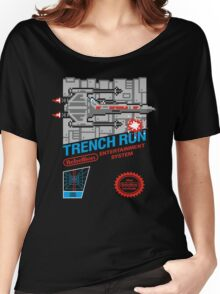 Trench Run Women's Relaxed Fit T-Shirt