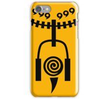 Naruto Sage Mode kyubi ninetails fox fight iPhone Case/Skin