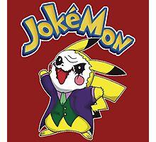 Funny Pokemon - Jokemon Photographic Print