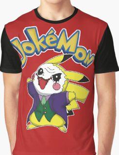 Funny Pokemon - Jokemon Graphic T-Shirt