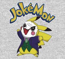 Funny Pokemon - Jokemon One Piece - Short Sleeve