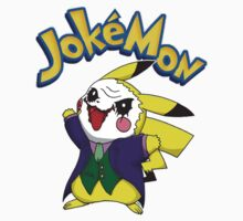 Funny Pokemon - Jokemon Kids Tee