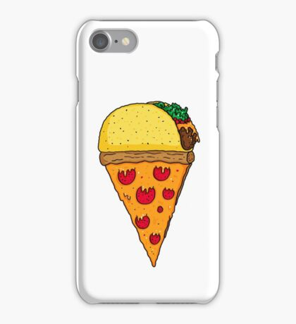 PIZZA TACO CONE iPhone Case/Skin