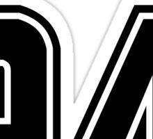 transparent styles Sticker