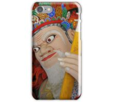 Korean Temple Guardian iPhone Case/Skin