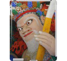 Korean Temple Guardian iPad Case/Skin