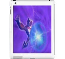 Donkey kong melee powerball iPad Case/Skin