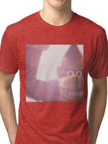 Donkey kong melee Tri-blend T-Shirt