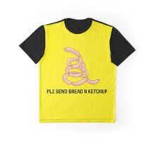 BREAD N KETCHUP Graphic T-Shirt