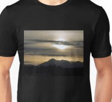 The Olympic Mountains Unisex T-Shirt