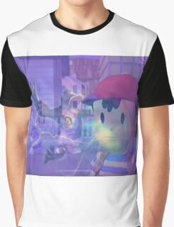 Ness, DK and ice climbers melee Graphic T-Shirt
