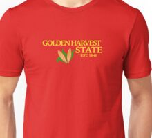 Golden Harvest State 3 Unisex T-Shirt