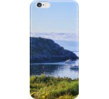 Boats in Between iPhone Case/Skin
