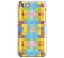 primary pixels iPhone Case/Skin