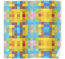 primary pixels Poster