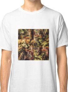 Macro Marijuana  Classic T-Shirt