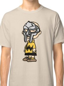 Charlie Brown Mask Classic T-Shirt