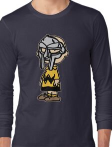 Charlie Brown Mask Long Sleeve T-Shirt