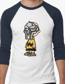 Charlie Brown Mask Men's Baseball ¾ T-Shirt