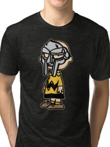 Charlie Brown Mask Tri-blend T-Shirt