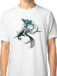 Shark Girl Classic T-Shirt