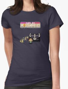 Enter The Roguelite Womens Fitted T-Shirt