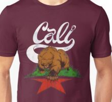 California Bear Symbol Unisex T-Shirt