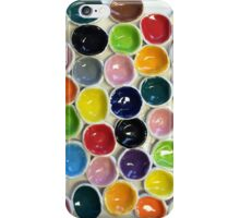 Ceramic bubbles iPhone Case/Skin