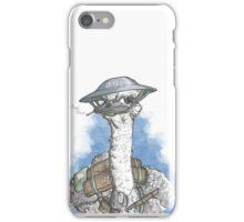 Battle Ostrich iPhone Case/Skin