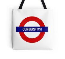 Cumberbitch Tote Bag
