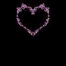 Butterfly Heart Tee by Amy-Elyse Neer
