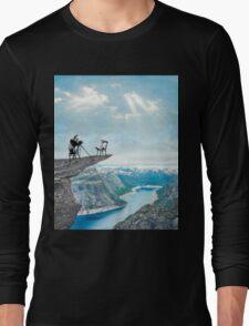 Panda-monium Long Sleeve T-Shirt