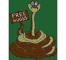 Free Hugss Photographic Print