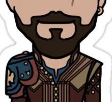 Porthos (season 3) Sticker