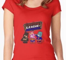 Care League of America Women's Fitted Scoop T-Shirt