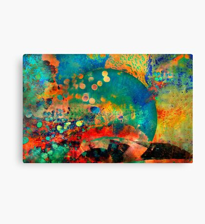 One Art Cell Canvas Print