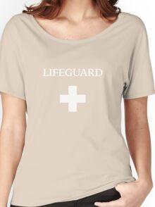 Lifeguard (2) Women's Relaxed Fit T-Shirt