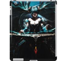 sona iPad Case/Skin