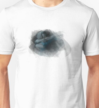 Swanfire digital painting (Once Upon a Time, Neal & Emma) Unisex T-Shirt